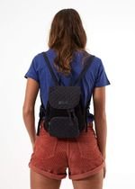 AFENDS Casual Style Plain Logo Backpacks