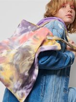 RESERVED Unisex Tie-dye Shoppers