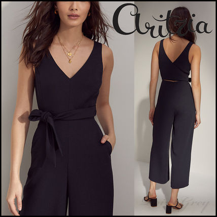 [Aritzia / Wilfred] New Ecoulement V Jumpsuit