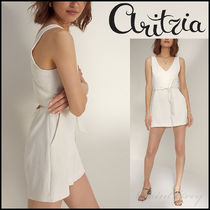 Aritzia [Aritzia / Wilfred] New Ecoulement Romper