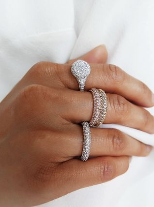 Party Style Office Style Elegant Style Formal Style  Rings