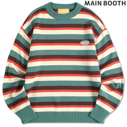 MAINBOOTH Sweaters Sweaters