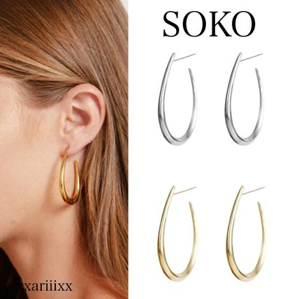 Casual Style Handmade Party Style Brass Elegant Style