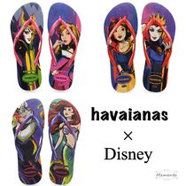 havaianas Casual Style Street Style Collaboration Flip Flops