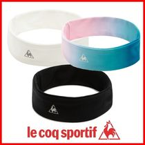 le coq sportif Unisex Street Style Activewear Accessories