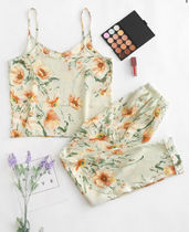 TOPSHOP Flower Patterns Lounge & Sleepwear