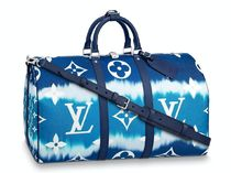Louis Vuitton MONOGRAM Lv Escale Keepall Bandoulière 50
