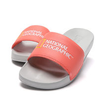 NATIONAL GEOGRAPHIC Tie-dye Co-ord Logo Sandals Sandal
