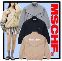 MISCHIEF Casual Style Street Style Jackets