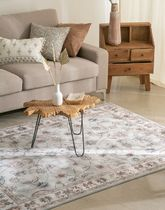 DECO VIEW Flower Patterns Collaboration Carpets & Rugs