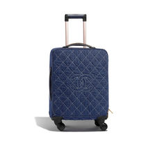 CHANEL Soft Type Carry-on Luggage & Travel Bags