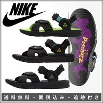 Nike AIR MAX 90 Monogram Square Toe Casual Style Unisex Street Style