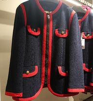 GUCCI Wool Tweed Blended Fabrics Plain Other Animal Patterns