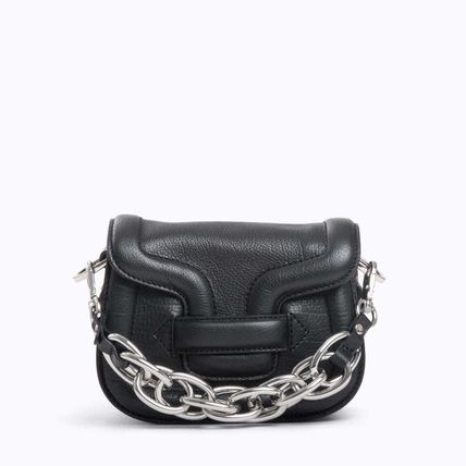 Casual Style Leather Party Style Handbags