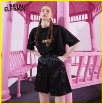 ELF SACK Short Casual Style Medium Party Style Office Style