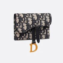 Christian Dior Saddle Nano Pouch