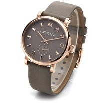 Marc by Marc Jacobs Casual Style Round Party Style Quartz Watches Office Style