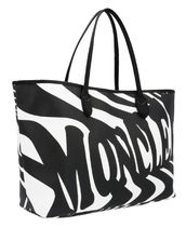 MONCLER Casual Style Street Style Plain Totes