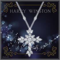 Harry Winston Casual Style Unisex Cross Party Style Office Style