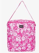 ROXY Flower Patterns Casual Style Logo Bags