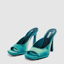 TOPSHOP Open Toe Casual Style Plain Party Style Office Style