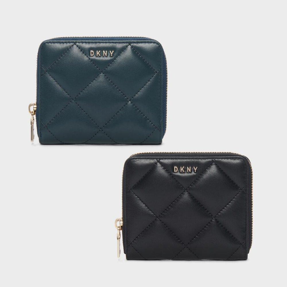 shop dkny wallets & card holders