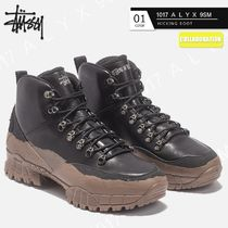 ALYX Mountain Boots Round Toe Rubber Sole Casual Style Unisex