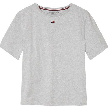 Tommy Hilfiger Co-ord Logo Plain Cotton Lounge & Sleepwear