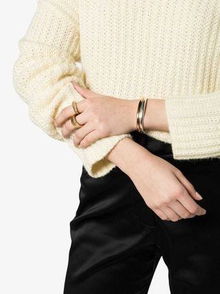 Casual Style Party Style 18K Gold Rings
