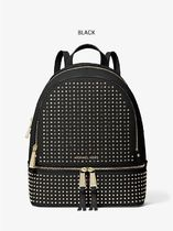 Michael Kors RHEA Dots Casual Style Studded Street Style 2WAY Leather