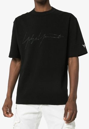Y-3 More T-Shirts Unisex Street Style Short Sleeves Designers T-Shirts 3