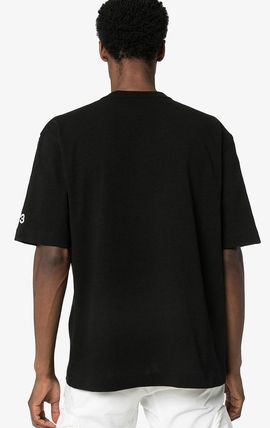 Y-3 More T-Shirts Unisex Street Style Short Sleeves Designers T-Shirts 4