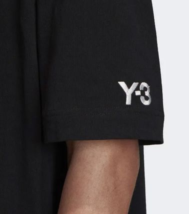 Y-3 More T-Shirts Unisex Street Style Short Sleeves Designers T-Shirts 5