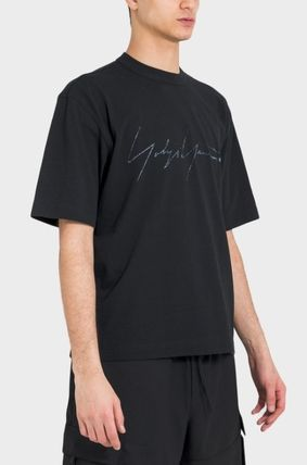 Y-3 More T-Shirts Unisex Street Style Short Sleeves Designers T-Shirts 7