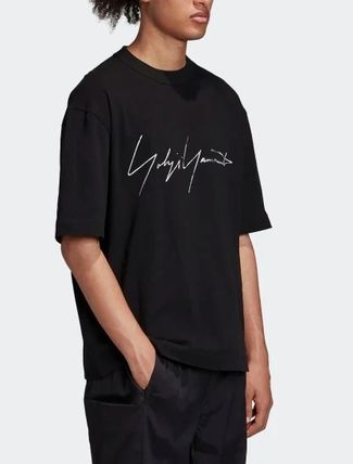 Y-3 More T-Shirts Unisex Street Style Short Sleeves Designers T-Shirts 8