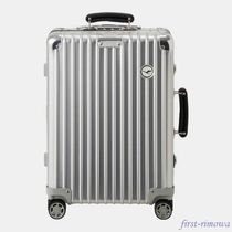 RIMOWA Lufthansa Classic Unisex Collaboration Hard Type TSA Lock Carry-on
