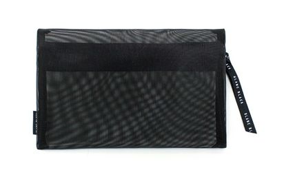 BLANC BLACK Pouches & Cosmetic Bags