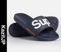 Superdry Shower Shoes Logo Shower Sandals