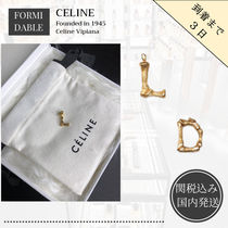 CELINE Casual Style Unisex Initial Elegant Style Formal Style