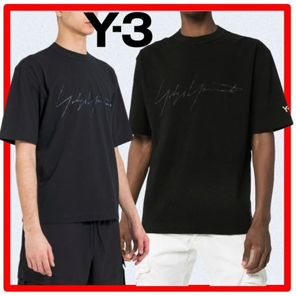 Y-3 More T-Shirts Street Style Short Sleeves Designers T-Shirts