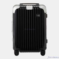 RIMOWA Lufthansa Hybrid Unisex Collaboration Soft Type TSA Lock Carry-on
