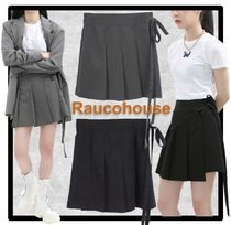 Raucohouse Street Style Mini Skirts