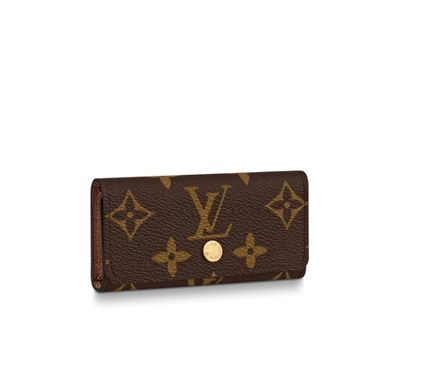 Louis Vuitton MONOGRAM 4 Key Holder