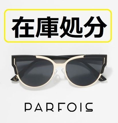 Combination Frame Sunglasses