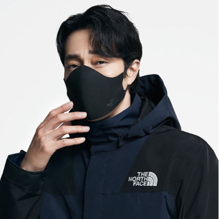 THE NORTH FACE Unisex Street Style Logo Accessories