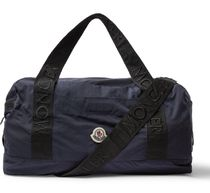 MONCLER Street Style Plain Boston Bags