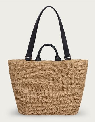 Casual Style Party Style Totes