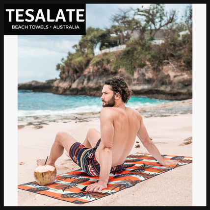 Tropical Patterns Unisex Swimwear