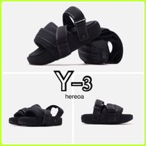Y-3 Casual Style Plain Sandals Sandal