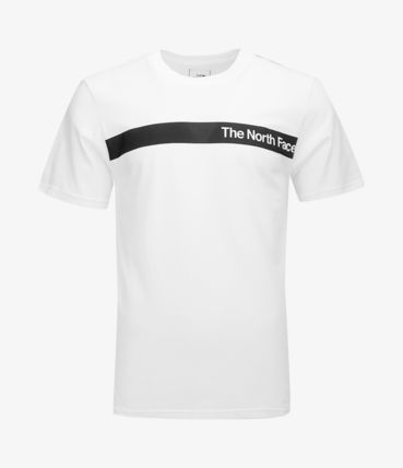 THE NORTH FACE More T-Shirts Unisex Street Style Short Sleeves Logo Outdoor T-Shirts 2